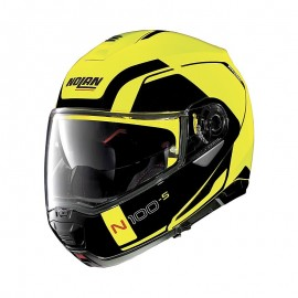 Nolan N100.5 Consistency [026 ] Modular Motorcycle Helmet N-Com Led Yellow-Medium